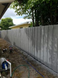 Fence Restoration and Treatments in South Florida | CPM Services