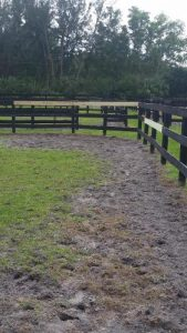 Front Yard Fence | Loxahatchee | CPM Services